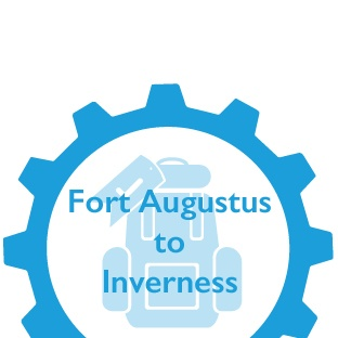 Fort Augustus to Inverness