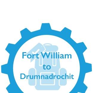FortWilliam to Drumnadrochit GGW Baggage Transfer